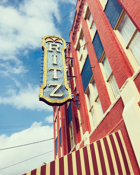 Georgia - Historic Ritz Theatre