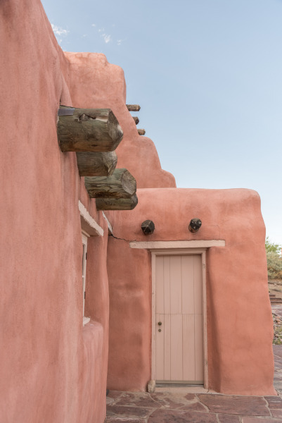 Arizona - Adobe house - Petrified Forest NP