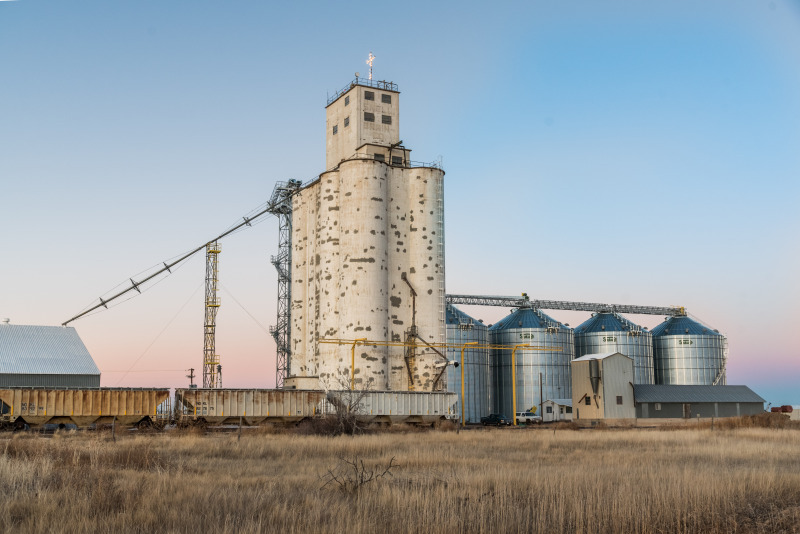 Colorado - Eastern Plains silos