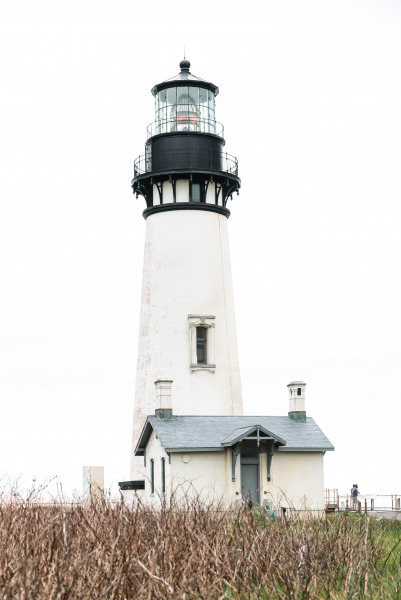 Oregon - Yaquina Head Lighthouse