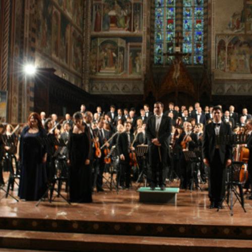 Mozart Requiem, Orvieto, Italy