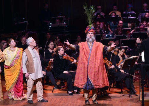 Haroun and the Sea of Stories, Boston Modern Orchestra Project