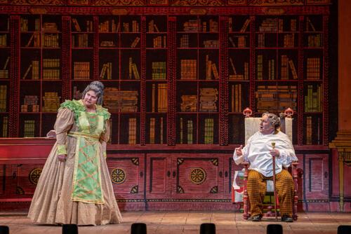 Barber of Seville, Michigan Opera Theatre