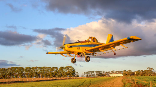 Crop Duster Demand Soars, as Pilots Cover Acres Quickly
