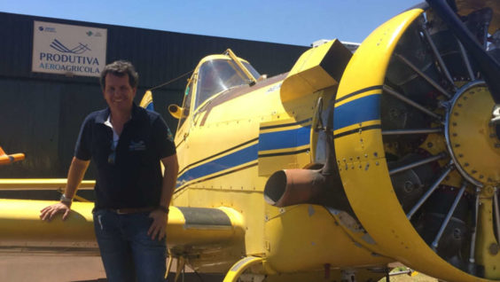 Radial engines continue taking to the sky in Brazil