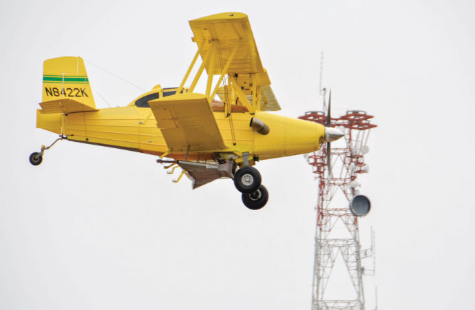 NAAA Releases 2019 Aerial Application Industry Survey Results