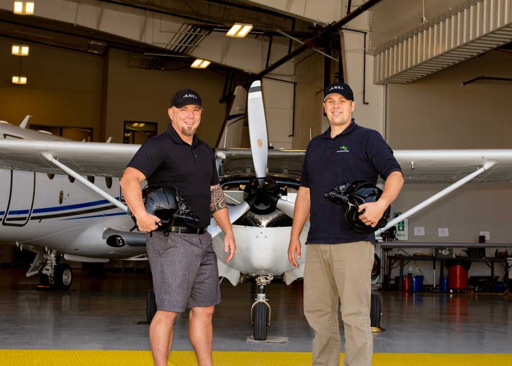 Aviation Specialties Unlimited Welcomes Army Veterans to Pilot Training Staff