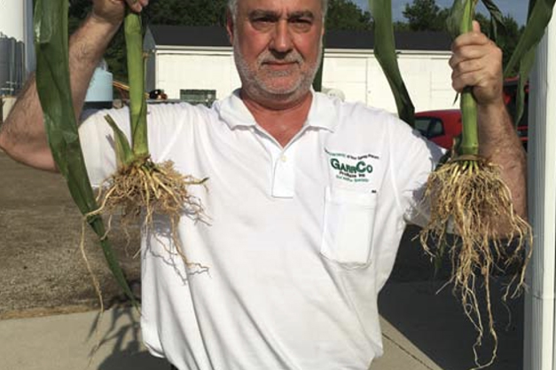 GarrCo Products Announces New and Improved Crop Biostimulant Technology