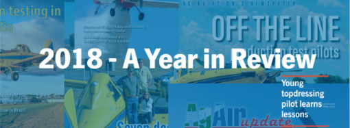 2018 – A year in review