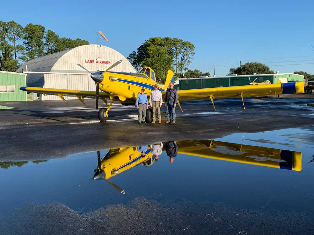 First Air Tractors delivered to Brazil 2019