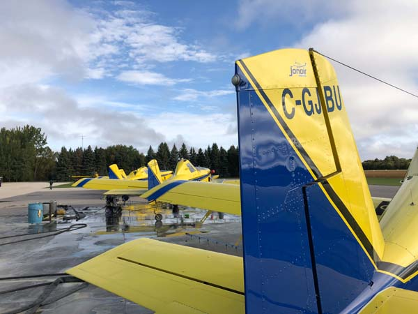 Across the Prairie – Portage Aircraft Carries the Air Tractor Brand in Canada