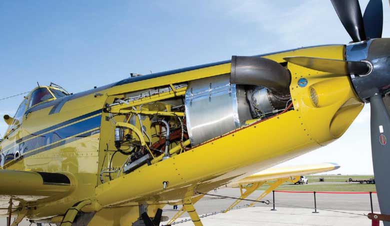 PT6 Compressor Wash: Do it or Suffer Consequences!