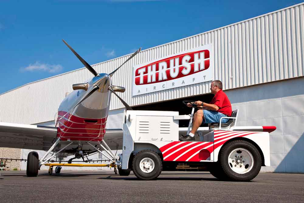 Thrush Kicks-off 2019 Spray Season with Record First Quarter