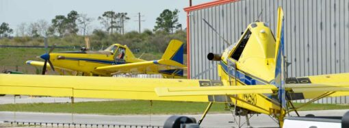 Earl's Flying Service Improving with Innovation