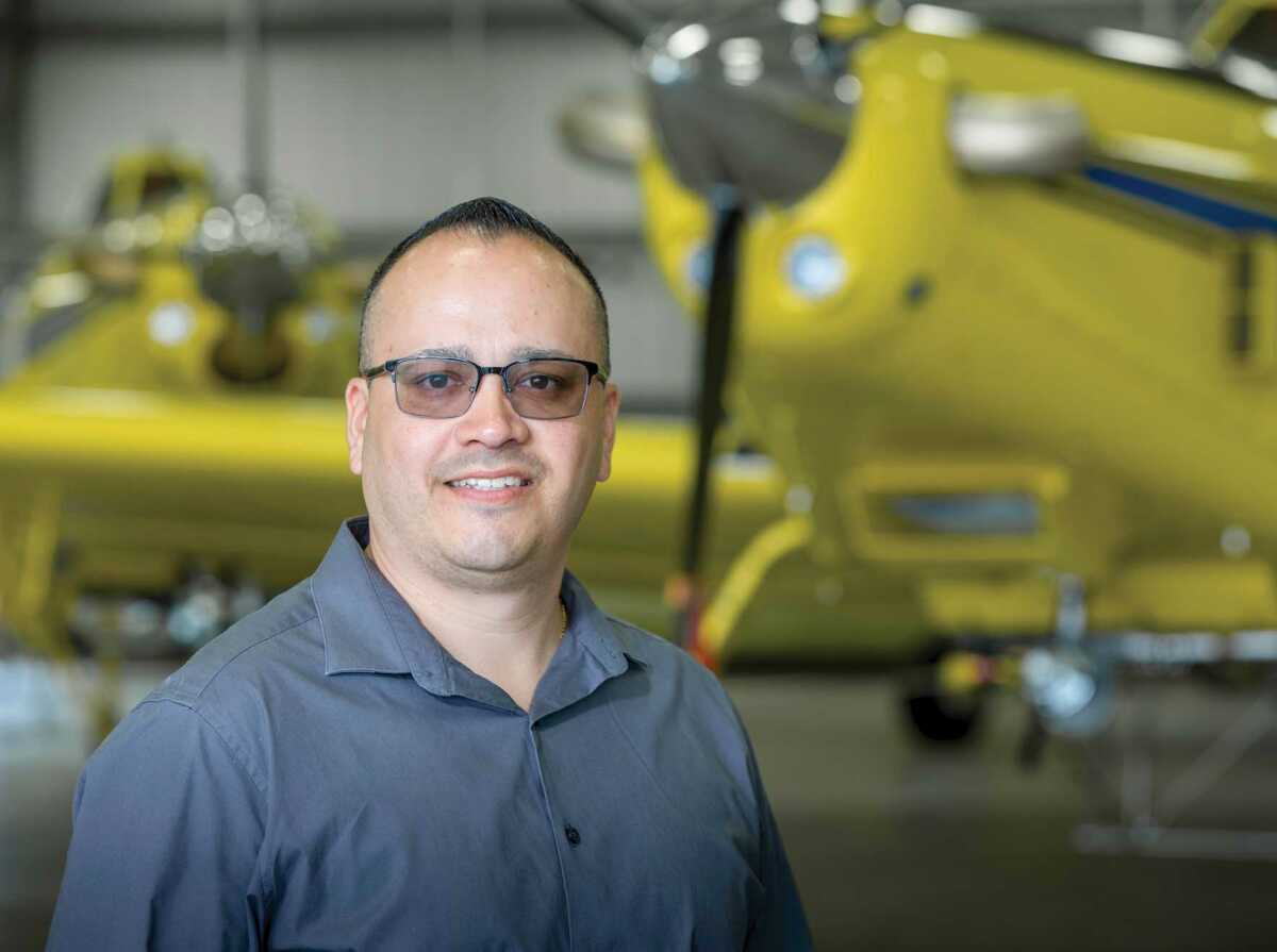 Air Tractor Welcomes New Quality Control Manager