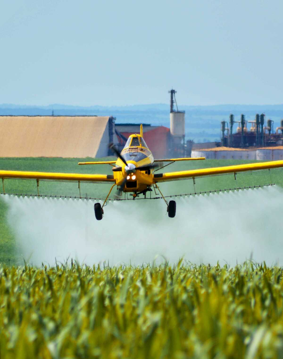 EPA Proposes Revisions to Pesticide Exclusion Zones