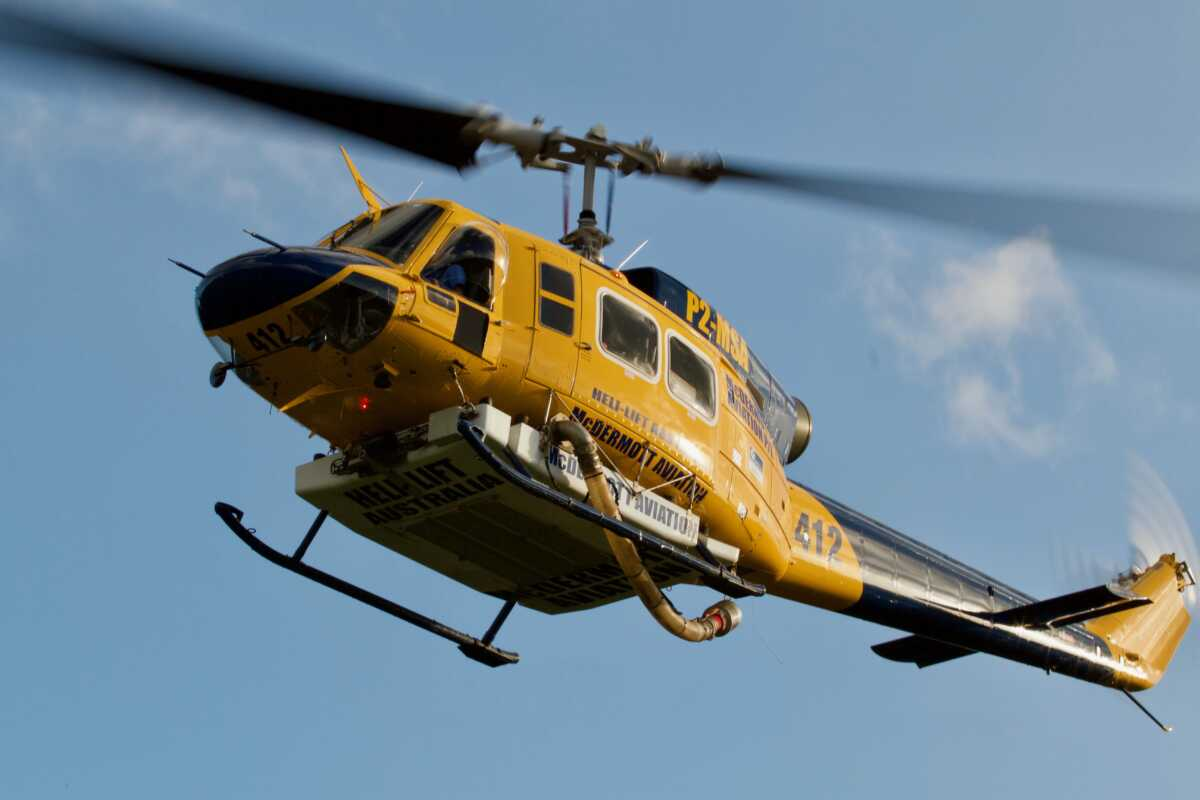USHST Perceives a Deadly Trend: Helicopter Industry Headed for Highest Fatal Accidents in More Than a Decade