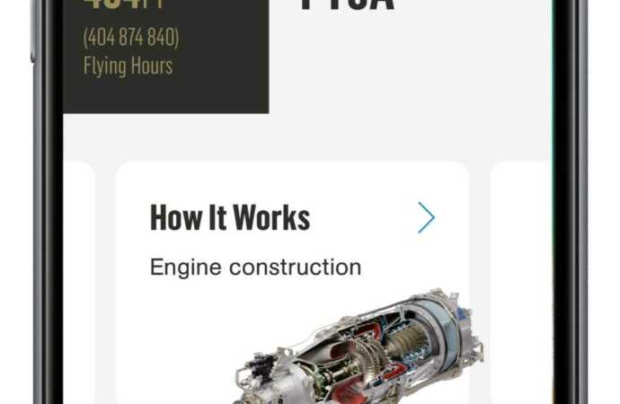 Putting the Power of the PT6 Engine in the Palm of Your Hand