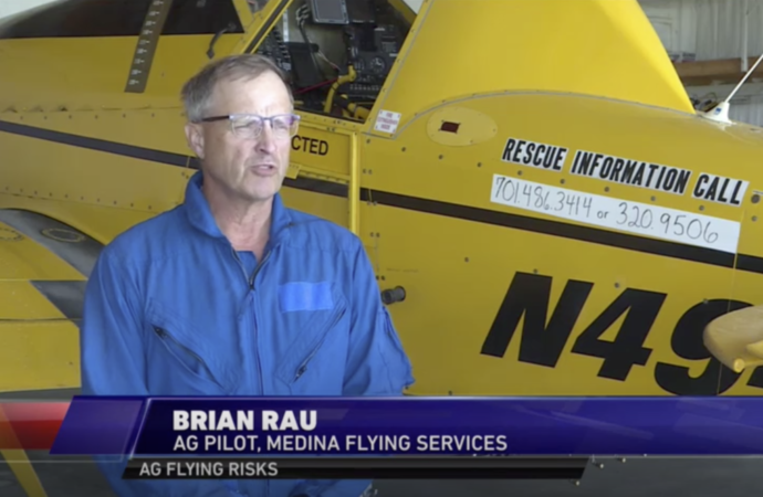 Ag Pilots Overcome Field Obstacles With Plane Safety Features