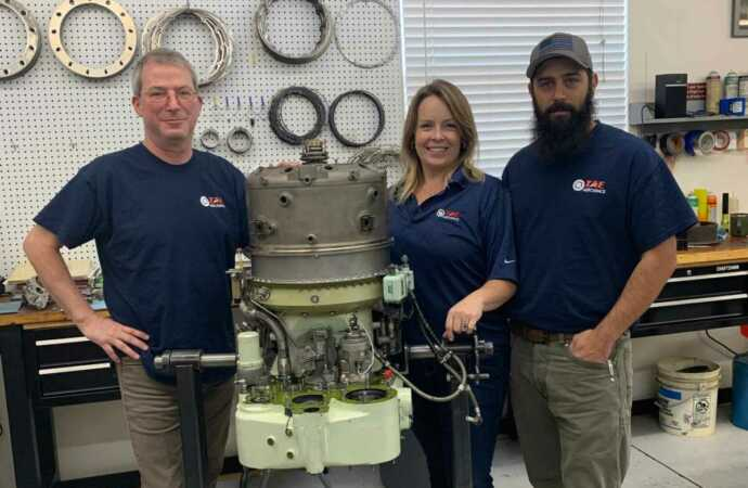 TAE Aerospace acquires Ag Air Turbines and continues US expansion