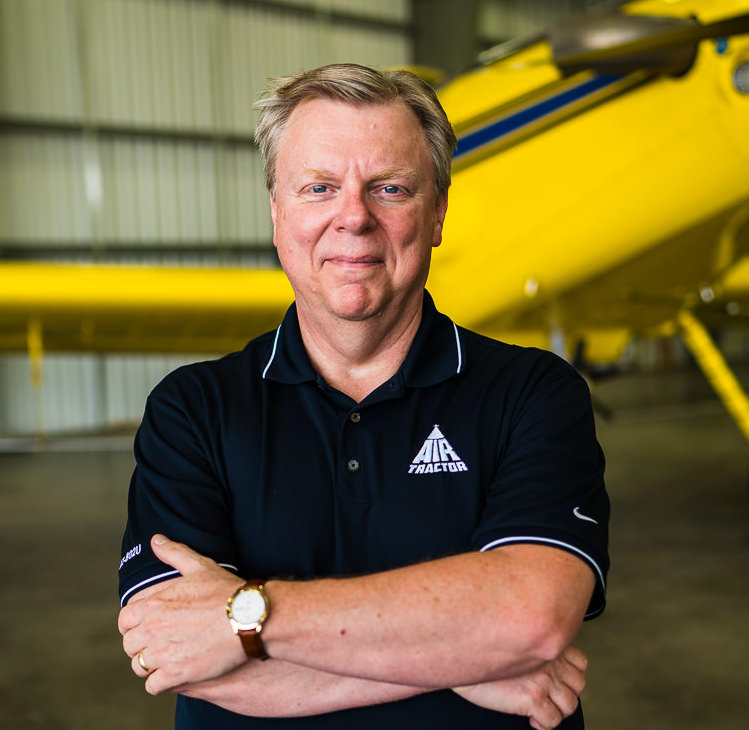 Meet Air Tractor's New Training Manager At Ag Aviation Expo