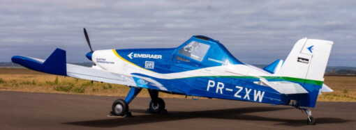 Embraer Unveils Electric Technology Demonstrator