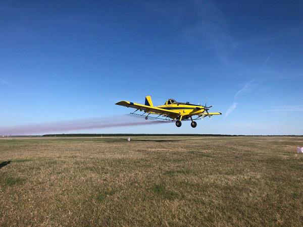 Aerial Applicator Clinic has Far-Reaching Industry Benefits
