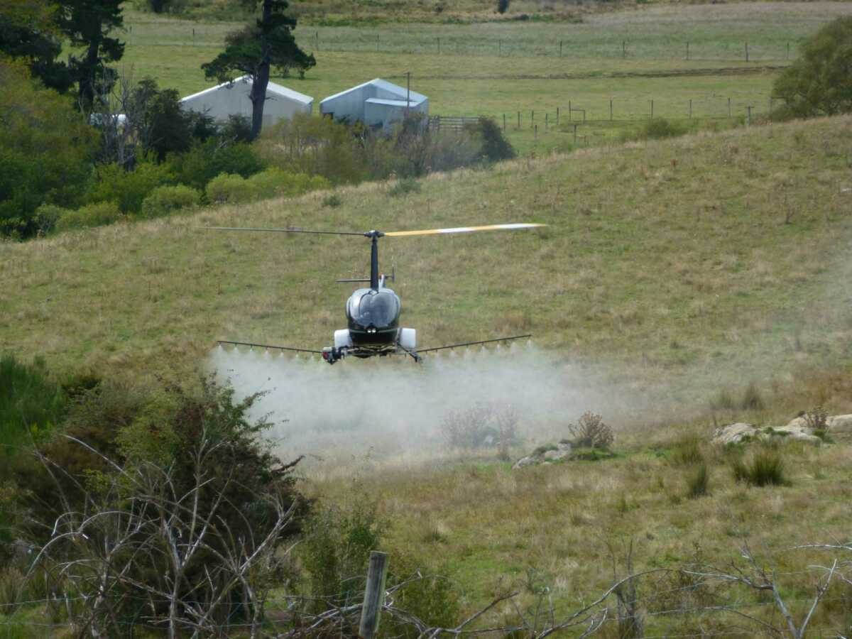 NZ Agricultural Aviation Celebrates 70th Anniversary