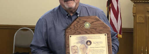 Local Man Honored With Prestigious Award From FAA