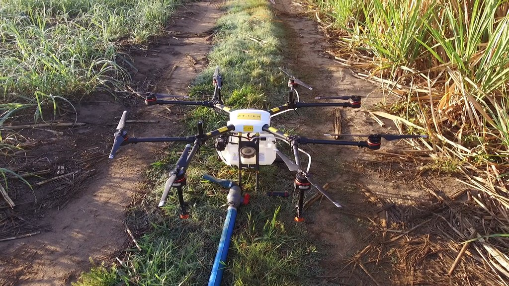 Watch: South Africa's First Crop-Spraying Drones Can Legally Fly From Today – Saving Farmers Millions