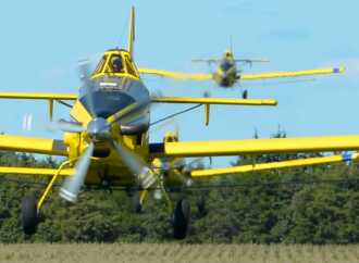 Air Tractor Realigns Western U.S. Dealer Sales Territories