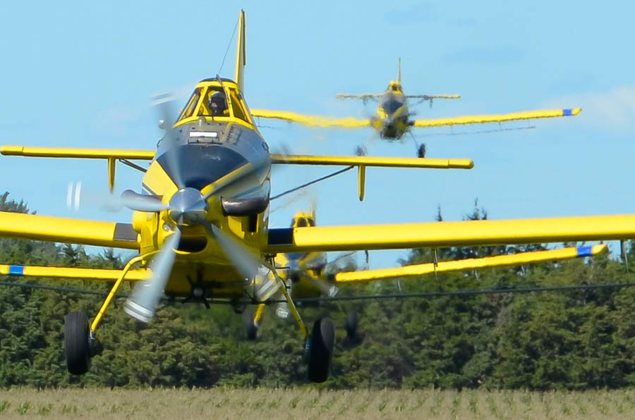 FAA Proposes Airworthiness Directive for All Air Tractor Models