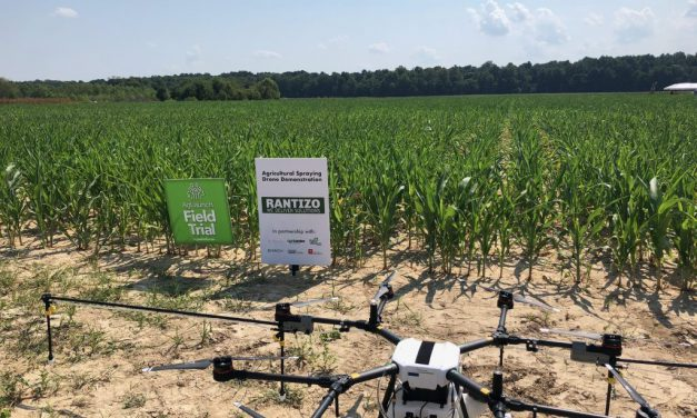 Rantizo Becomes First Company Fully Licensed For Drone Spraying in 10 States