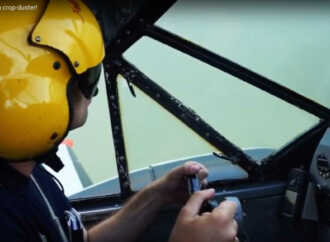 VIDEO: Take a Virtual Ride in a Crop Duster