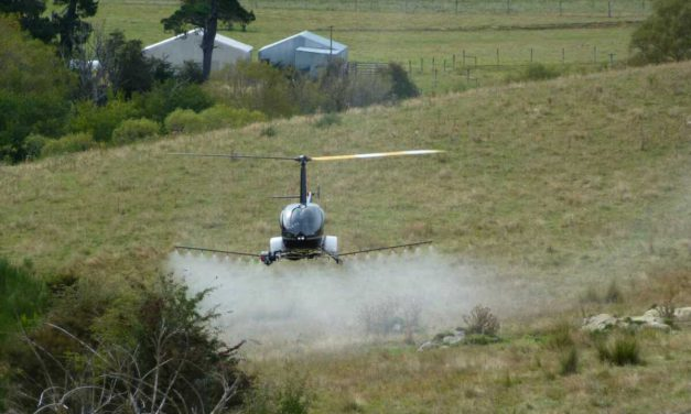 UAVOS Announces Unmanned Robinson R22 for Precision Farming