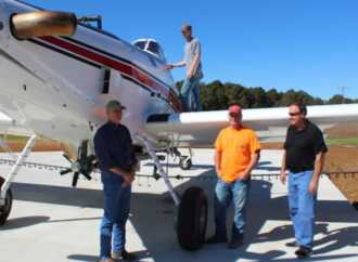 Old Airstrip Gets a New Chance at Life Alongside Highway 6