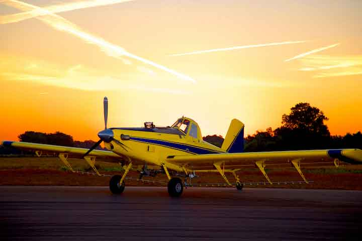 Air Tractor Brings AT-402B To NAAA Ag Aviation Expo in Orlando