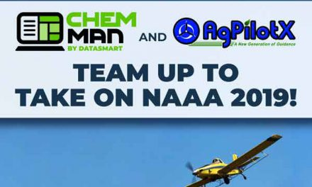 Chem-Man and AgPilotX Team Up to Modernize Aerial Application