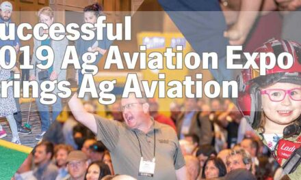 2019 Successful Ag Aviation Expo brings Ag Aviation to Orlando