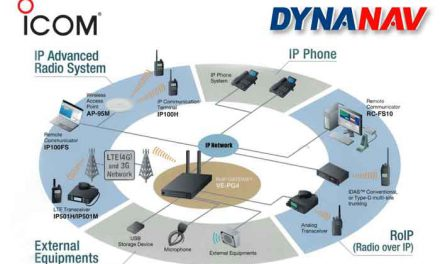 DynaNav is Proud to be in Collaboration with ICOM IDAS LTE Communications