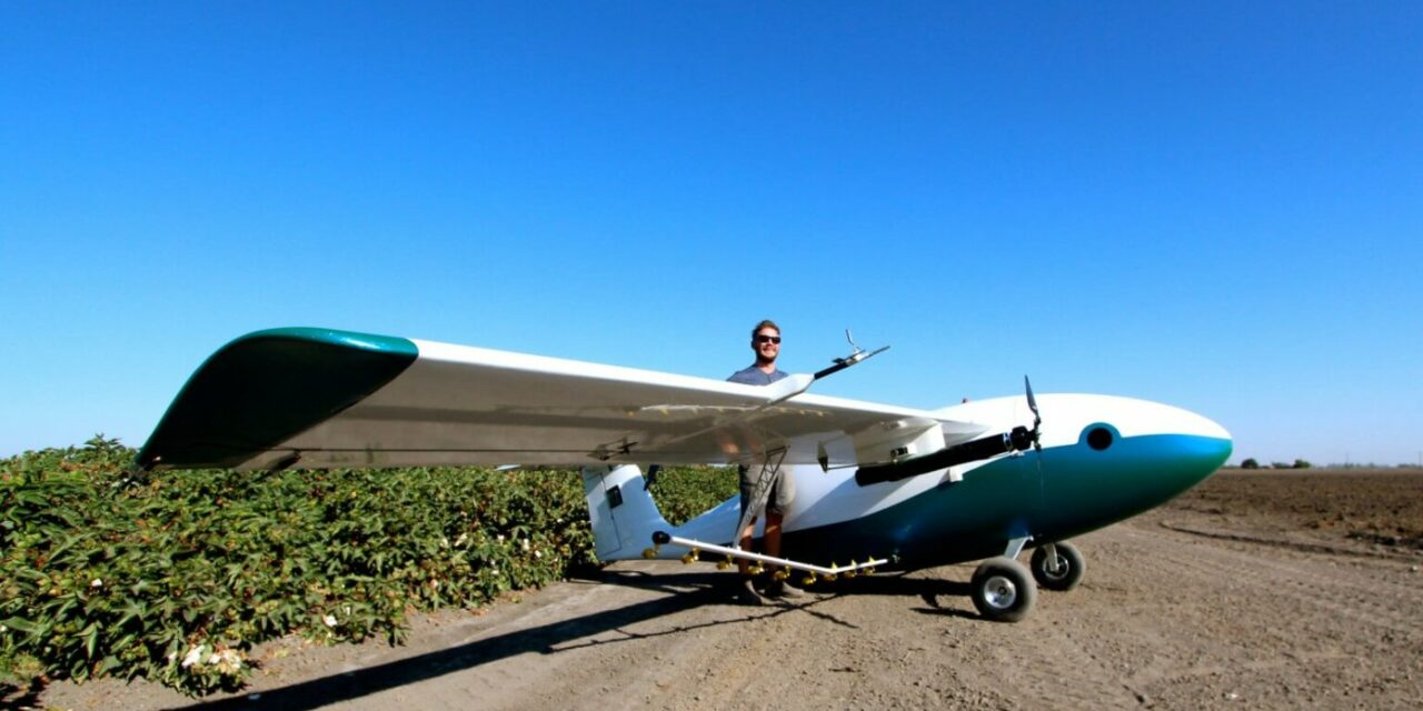 Pyka Crop Sprayer Gets an $11 million Seed Round