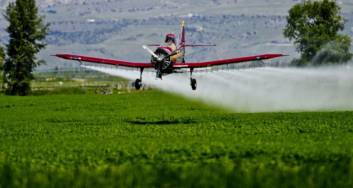 Bill to Narrow Department of Ag Pesticide Restrictions Heads to House Floor