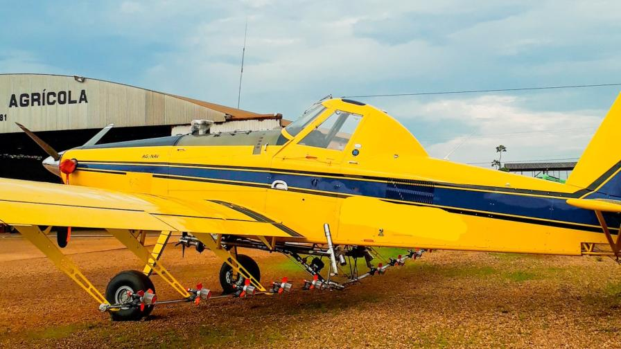How Digital Farming in Brazil Is Taking Aerial Application to the Next Level