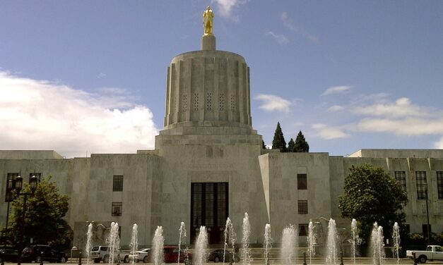 Oregon Legislature 2020 Begins