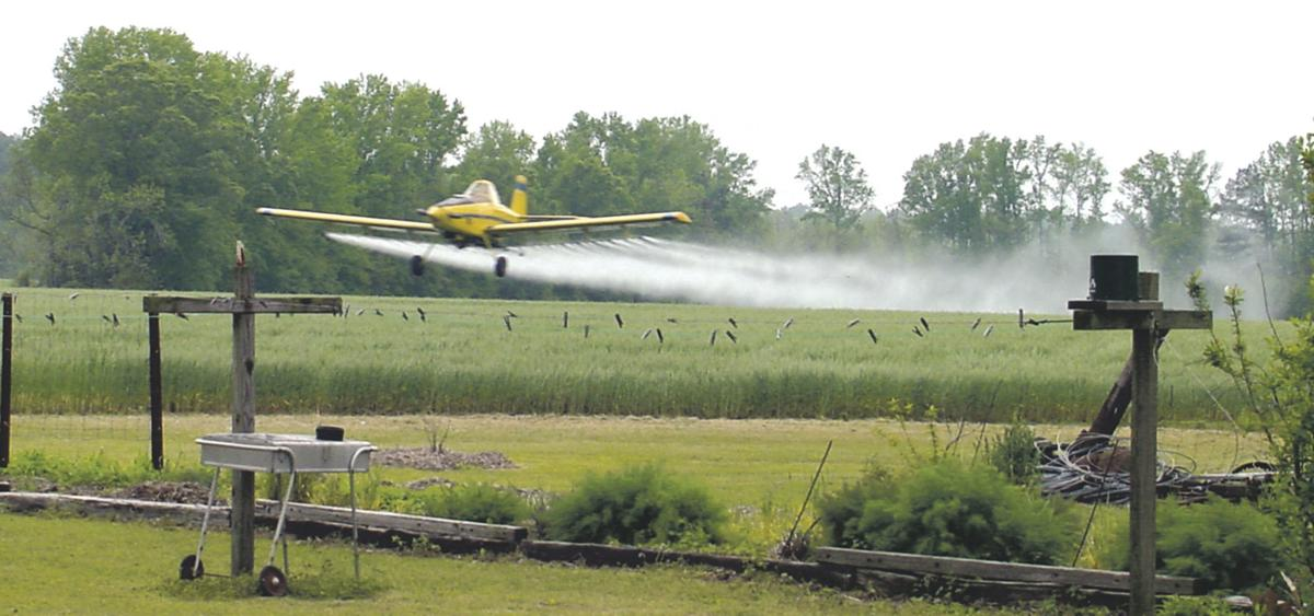 Pesticide bill wins final passage as amended, House gives it unanimous support