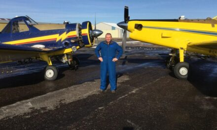 Montana Pilot Steps up as President of NAAA