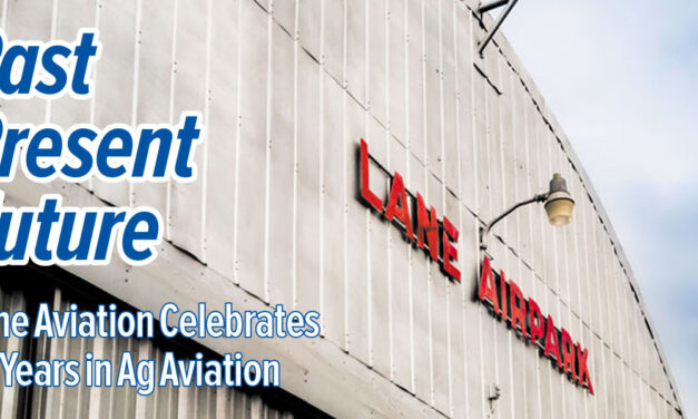 Past, Present and Future – Lane Aviation marks 75 year milestone