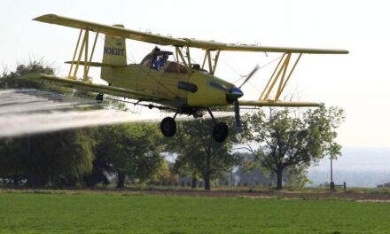 Idaho Governor Vetoes Bill Backed By Crop-Duster Group Changing Pesticide Regulations