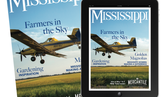 Farmers in the Sky – Mississippi Magazine Highlights Ag Pilots