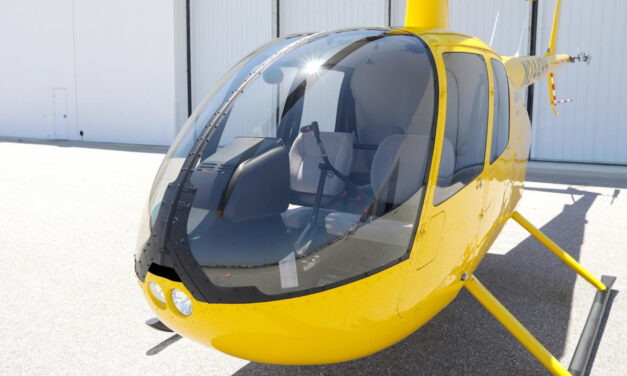 Robinson's Impact-Resistant Windshields  Improve Bird Strike Protection